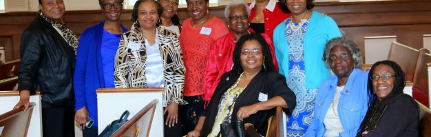 Presbyterian Women Spring Gathering