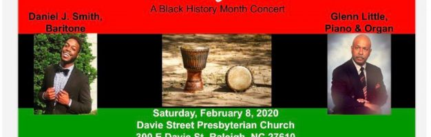 A Black History Month Concert: I am My Ancestors